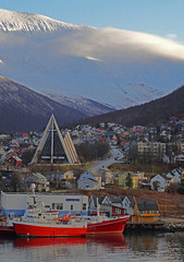 Tromsdalen Harbour photo by paulfarrington46