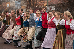 Lindsborg Swedish Folk Dancers, Lindsborg, Kansas photo by JC Richardson