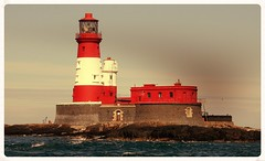 Longstone Lighthouse photo by jeannie debs