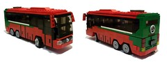 Minifig Scale Coach photo by Tavernellos