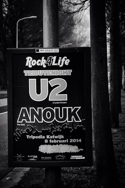 U2 & Anouk tribute
