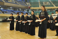 8th All Japan Interprefecture Ladies Kendo Championship_188