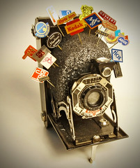Vintage Camera Stick Pin Collection photo by Inspiredphotos