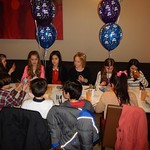 Birthday party at Ask<br/>24 Jan 2015