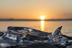 Sun on the rocks photo by jarnasen