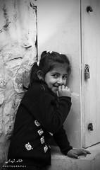 Camera shy photo by Khaled Zidan