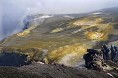 Mt Etna Summit photo by Sinter Image