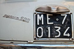 old fiat 500 photo by capriviolin77
