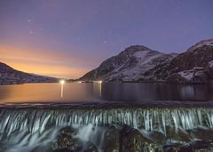 'Ogwen Twilight' - Snowdonia photo by Kristofer Williams