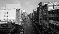 East Broadway photo by Marcela Aguerre