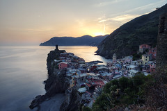 Vernazza sunset photo by frasse21
