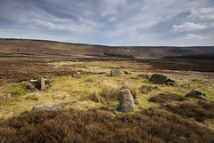 Bamford Moor Stone Circle photo by l4ts