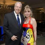 Bill Kurtis and Donna LaPietra
