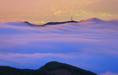 sea of clouds photo by Thunderbolt_TW