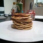 Winter = Pancake Saturday<br/>08 Nov 2014