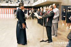 The 18th All Japan Women's Corporations and Companies KENDO Tournament & All Japan Senior KENDO Tournament_038