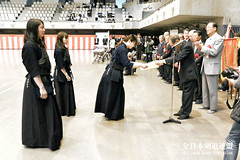 The 18th All Japan Women's Corporations and Companies KENDO Tournament & All Japan Senior KENDO Tournament_034