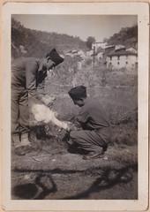 âques 1945 - BM 21 -Tourette-Les Moulins - - Col. P. Ruiz