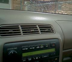 Rain! Cool!