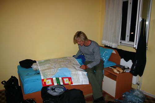 Studying the Caucasus map yet again, Nicolai!