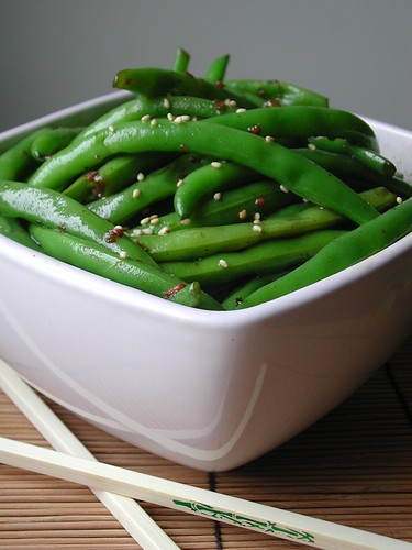 asian green beans 1 lb fresh green beans trimmed 4