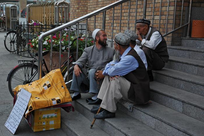 穆斯林的悠閒時光
