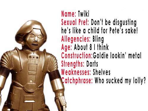 Roboprofile - Twiki