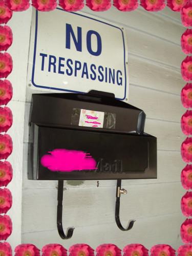 whooo hooo, new mailbox!