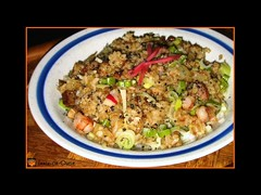 Papa's Everything But the Kitchen Sink Fried Rice