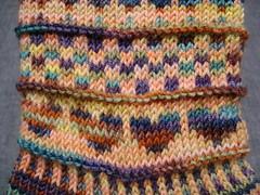 Sauvie Island - leg pattern