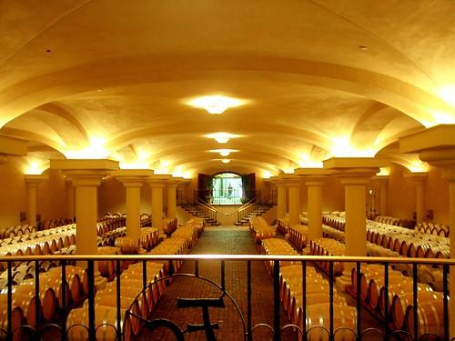 Ferarri Carrano Wine Vault