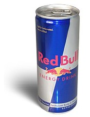 Originalet: Red Bull
