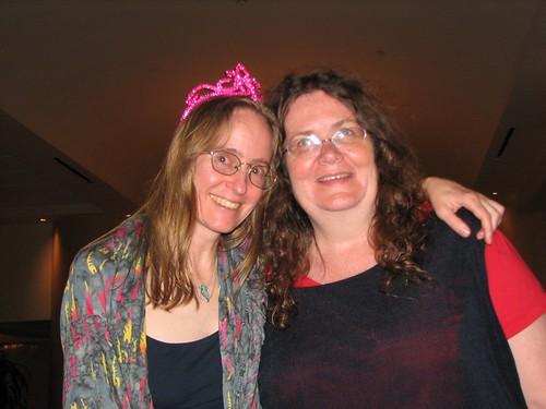 Kathryn Cramer & Sheila WIlliams: Disney Survivors