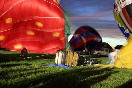 Deflating the Balloons