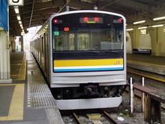 鶴見線205系(T19) 鶴見