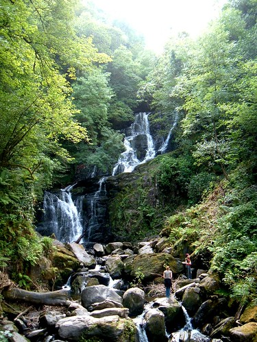 The Torc Waterfall