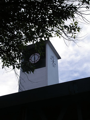 Clock Tower in Central