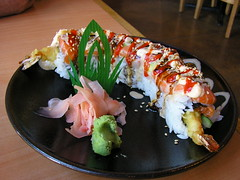 Spicy Sunshine Roll?