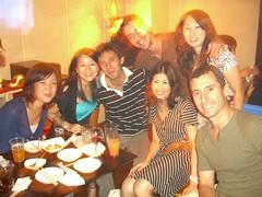 unknown, Tomoe, Jan, Kaori, Akiko & George