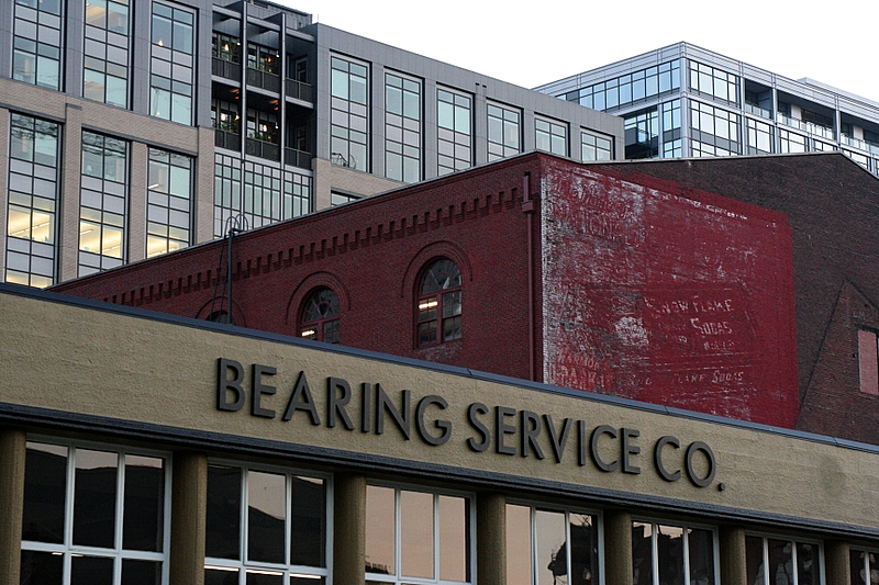 Bearing Service Co and Hi-rise Apartments - The Perl