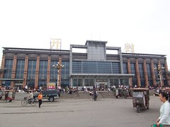 Kaifeng railway station