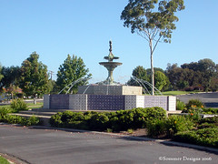 Lunada Bay Fountain