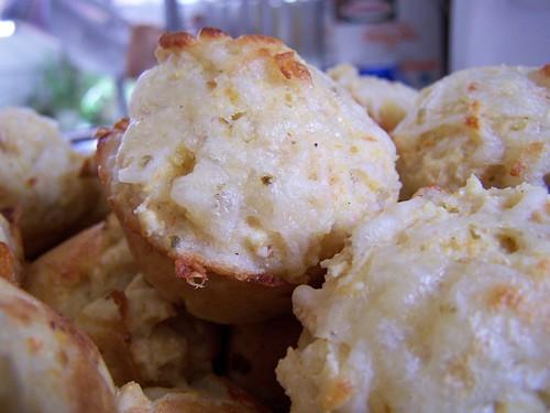 Jalapeno Jack Mini Corn Muffins