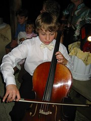 Multi-talented Ring Bearer
