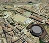 Palacio de Congresos, Badajoz, Google Earth, resolución Sigpac