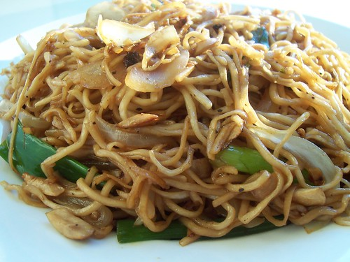 Vegetable Chow-Mein
