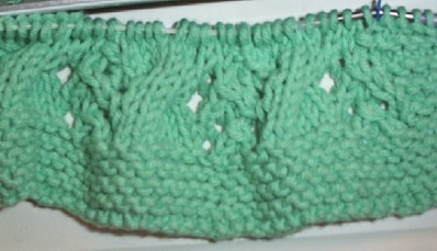 Minty Fresh Blanket