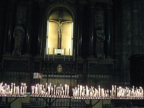 Jesus Christ, Duomo - Milan Italy