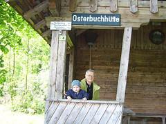 Moritz und Oma