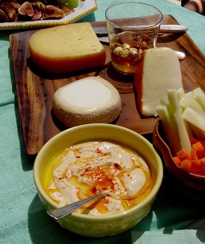 picnic spread 1